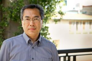 秦民輝牧師 Rev. Joseph Chun